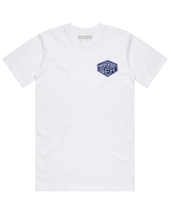 Mens super t-shirt white