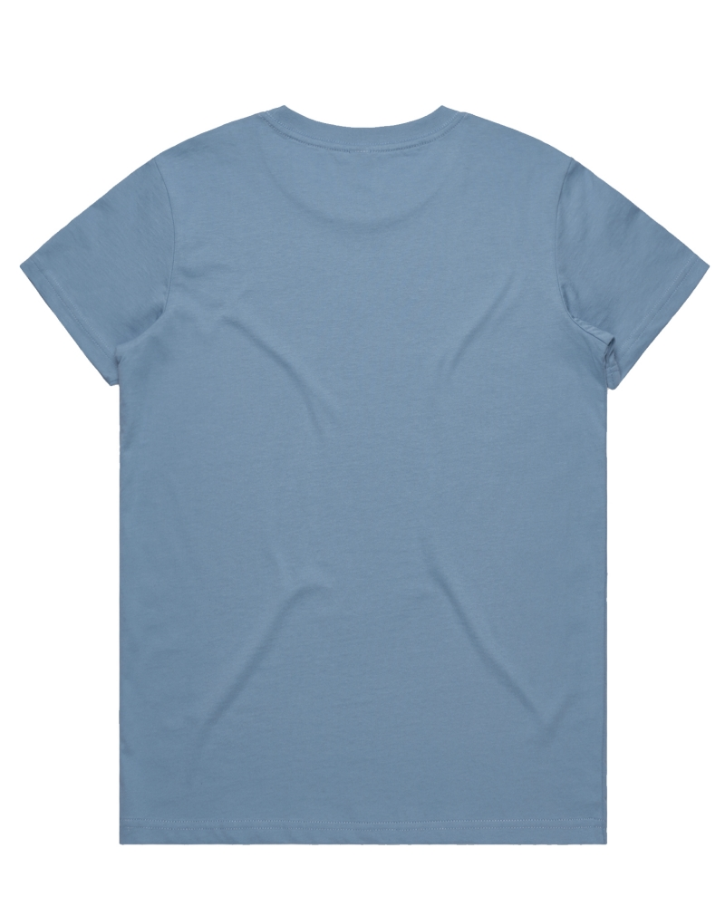 Boutique t-shirt carolina blue