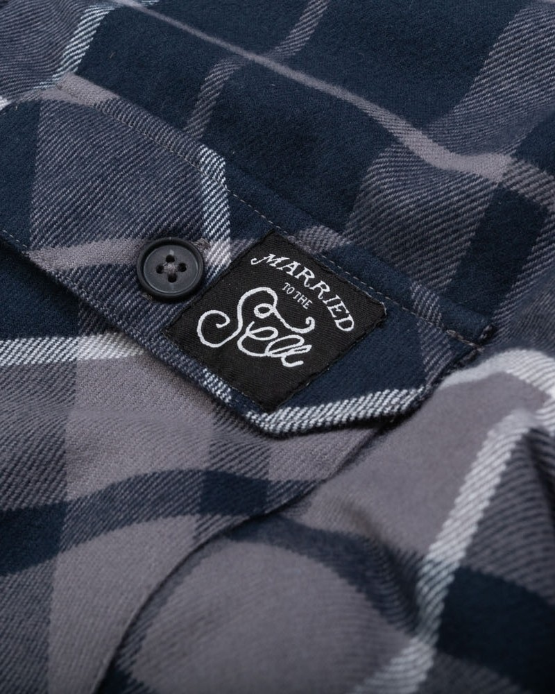 Lumberjack shirt grey check