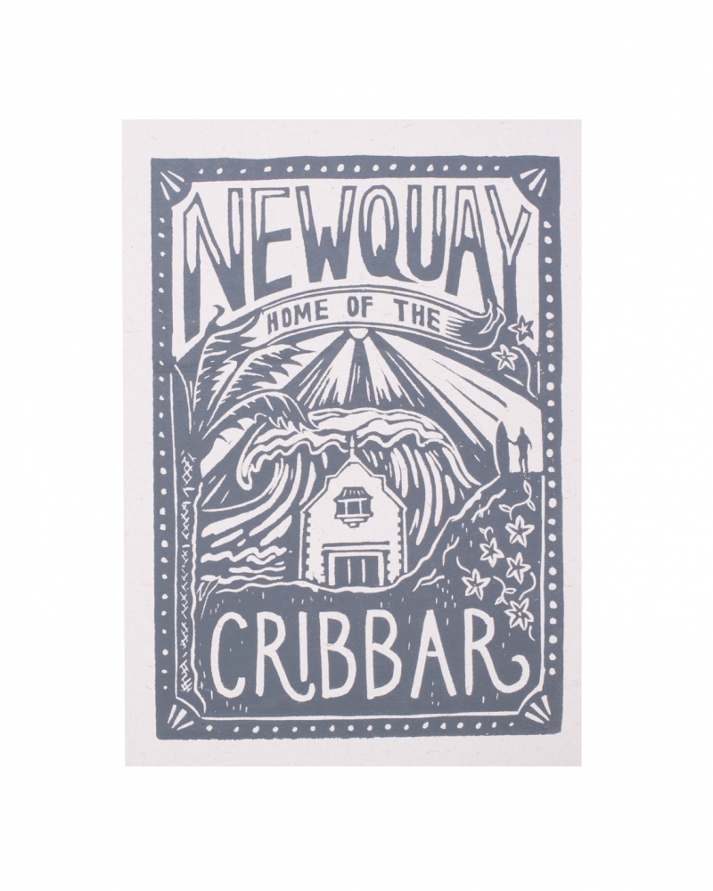 Newquay home to the Cribbar Grey