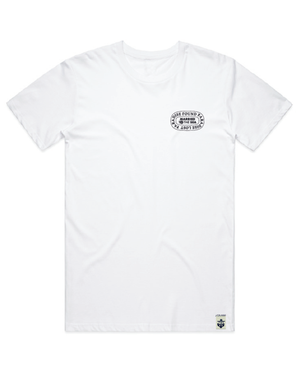 Paradise-Men's-T-Shirt-White