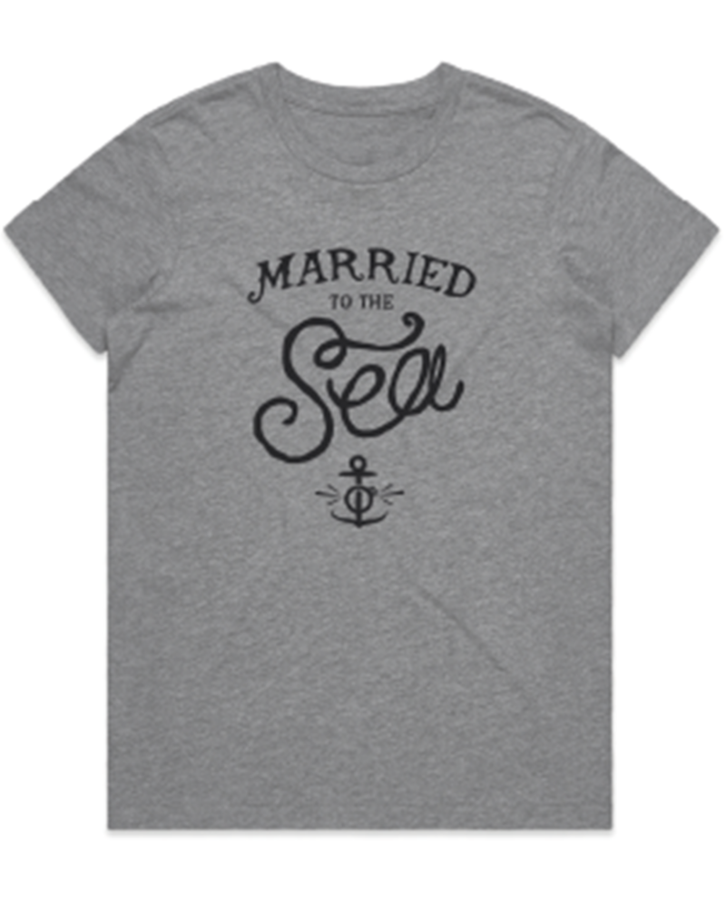 Scroll-women's-t-shirt-grey